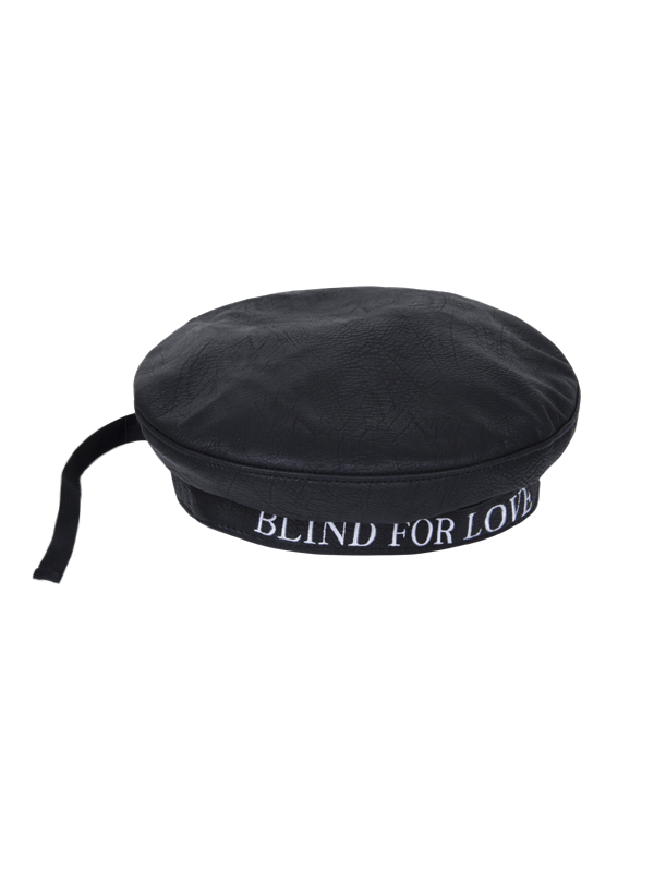 blind for love beret