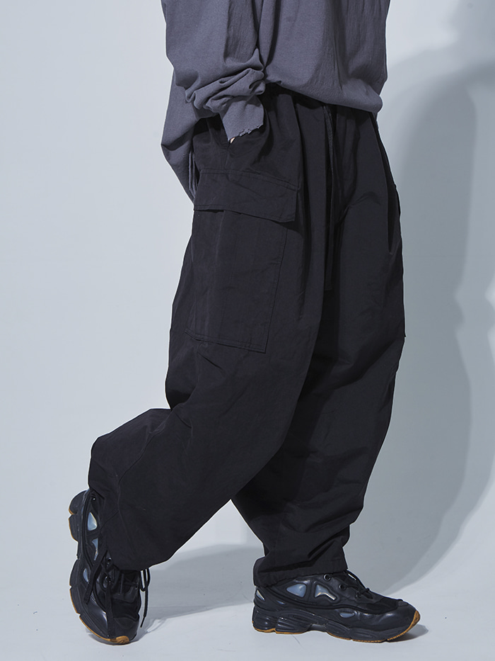 cargo balloon pants (2 color) - UNISEX