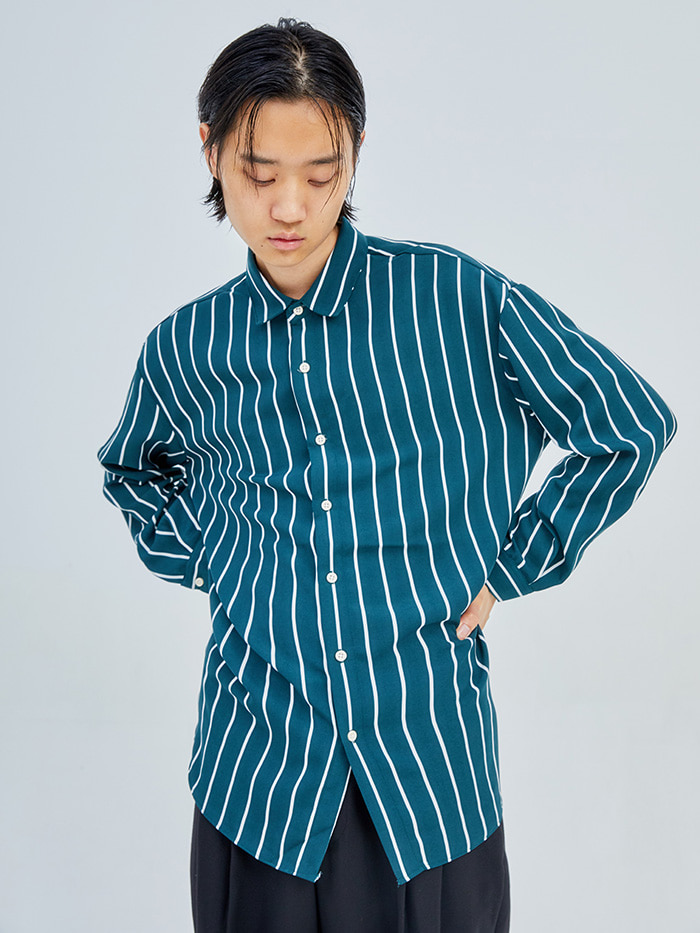 bergen stripe shirts (6 color) - men