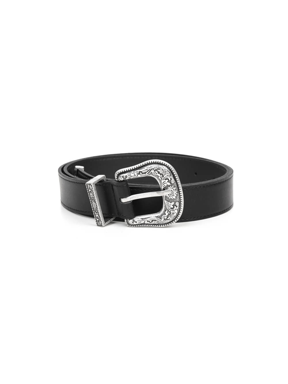 leather western belt (2 color)