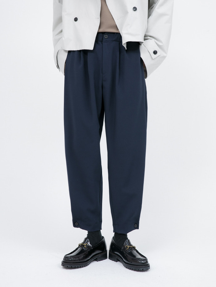 folder slacks (2 color) - men