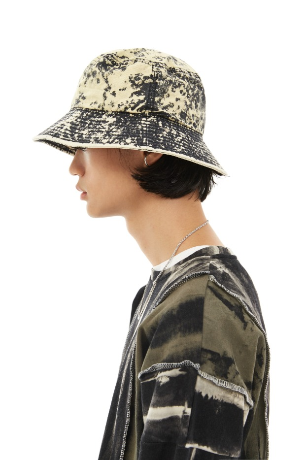 washing bucket hat (3 color)