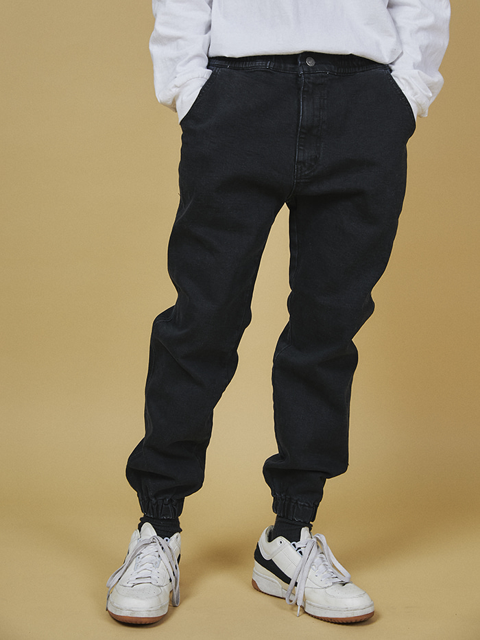 jogger banding pants (2 color) - UNISEX