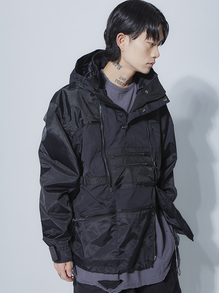 steep tech hooded jacket - UNISEX