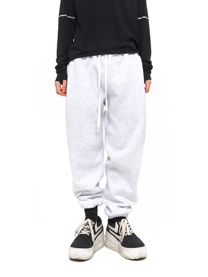 mono sweat pants (2 color)